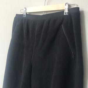 Patagonia Pants - Patagonia black polyester pants size 14